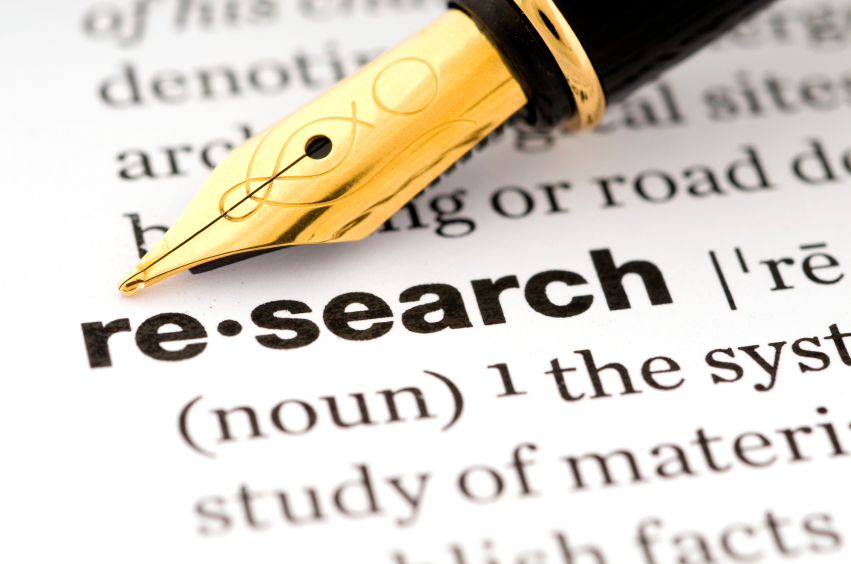 Writing for research paper