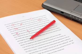 Where can I get someone to edit/proof-read a brief essay for me?