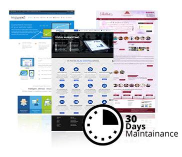 Web Development-Finalizing