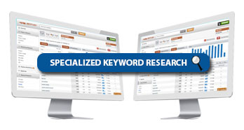 Pay Per Click-Specialized Keyword
